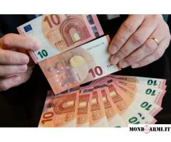 offerta di prestito rapido e facile da ottenere