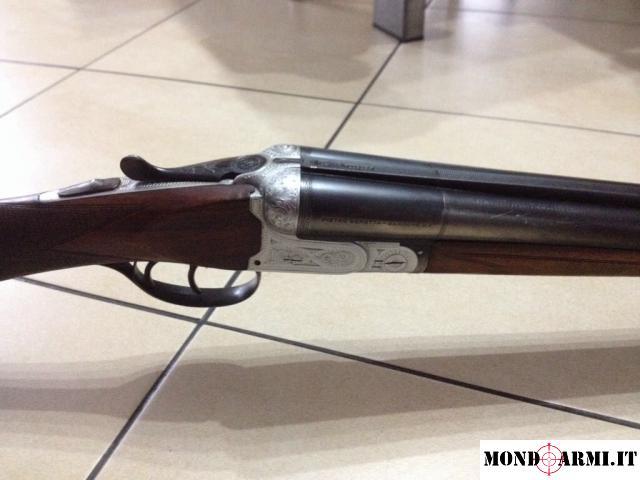Scambio doppietta beretta 411piccione con fucile cal410