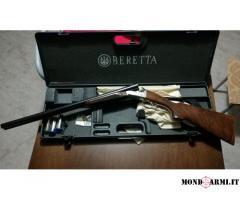 Doppietta Beretta modello 471 Silver Hawk