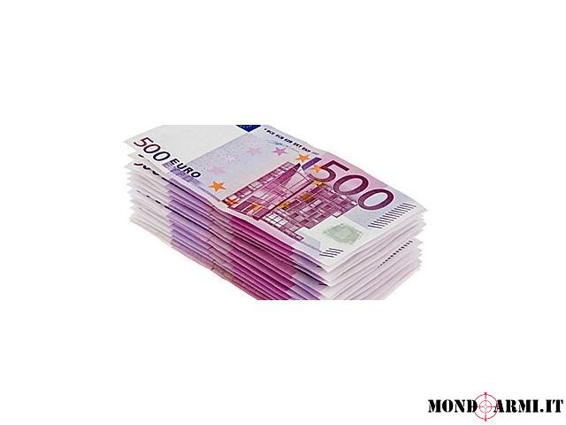 Offerta di prestito tra individui contat