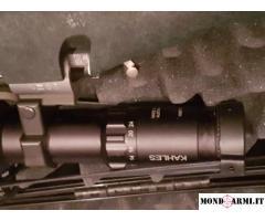 Carabina Remington 700 5R 308W 10th anniversary + ottica Kahles K624I 6-24x56 + REGALI