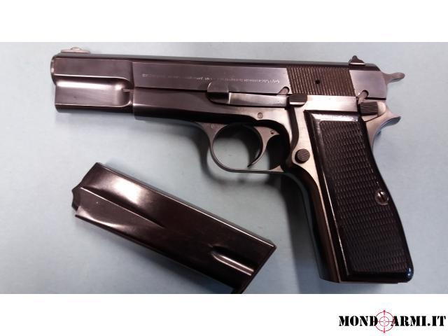 Browning cal. 7.65 + relativo munizionamento