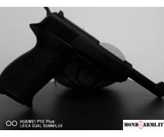 Walther | Carl p38 9x21mm IMI