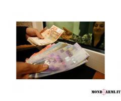 Offerta di prestito seria e Onesta