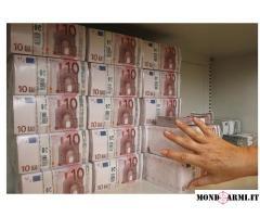 Offerta di prestito speciale per l'anno 2018