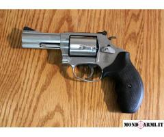 Smith & Wesson mod 60 Inox .cal 38