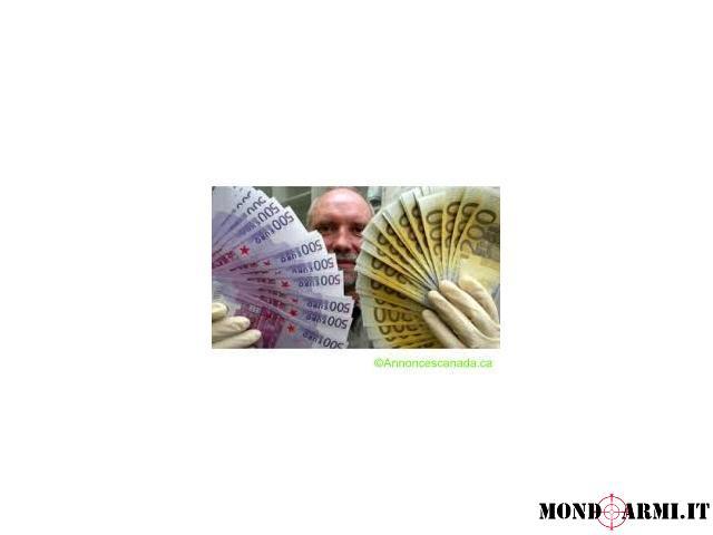 Testimonianza di prestito di denaro tra particolare in una settimana
