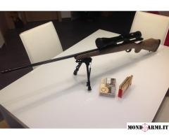 Weatherby Mark 5+FB+torretta balistica