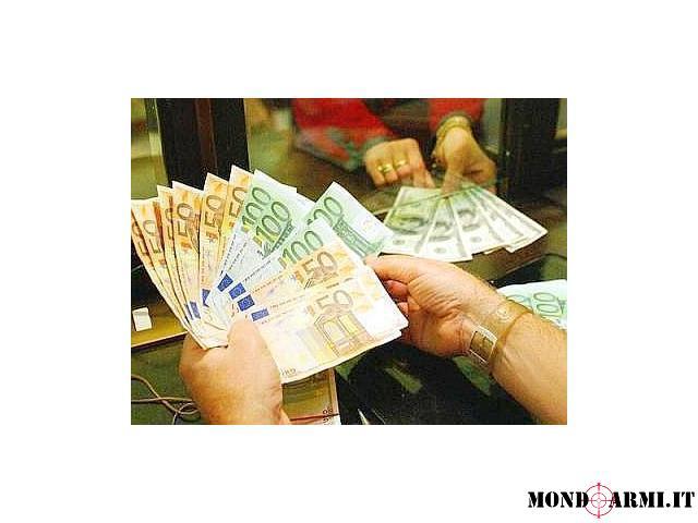 offerta di prestito serio ed onesto