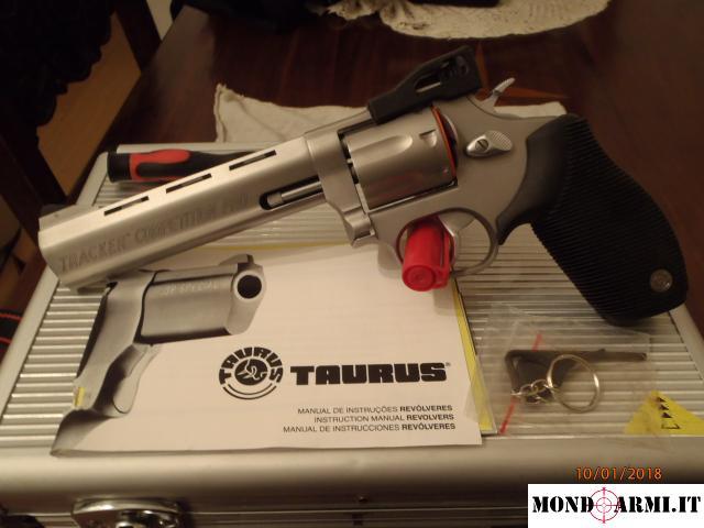 Taurus Tracker 627 competition pro 357 magnum 6