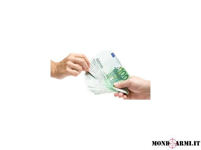 offerta di prestito tra privati