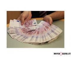 offerta di prestito rapido