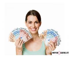 Hai bisogno di un prestito? o investimento?
