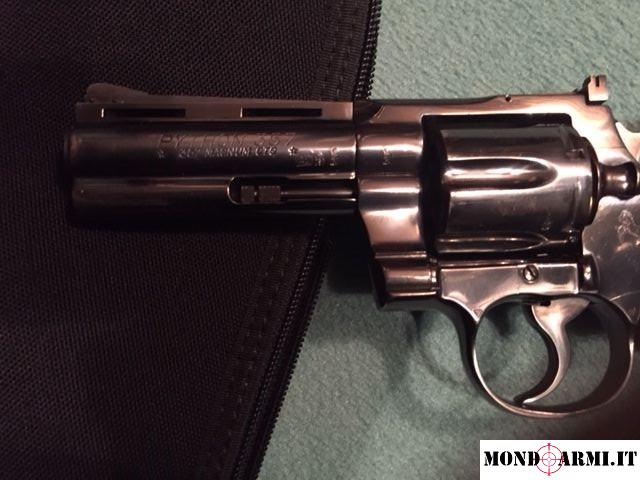 COLT Python 357 Magnum 4