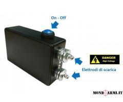 Dissuasore / Paralizzatore elettrico mod.TS7P