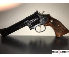 Smith & Wesson 586 .357 Magnum  |  9x31mmR  | .353 Casull