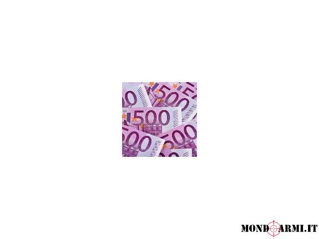 Finanziamento e offerta di prestito serio tra individui