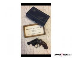 Smith&Wesson 36 full set raro