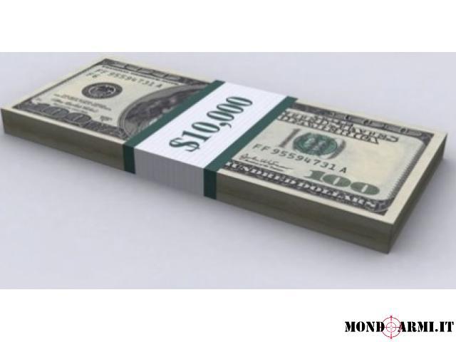 offerta di prestito serio e onesto in 48 ora