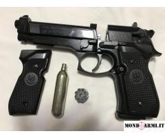 Pistole CO2 / Gas - Umarex Beretta 92FS 4.5/.177