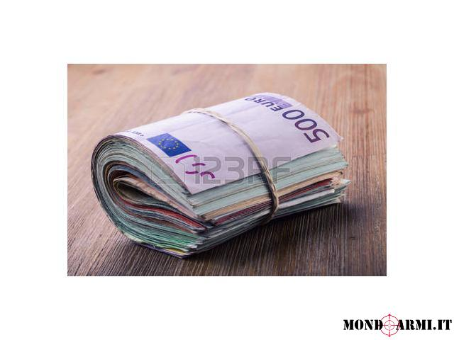 Offerta di prestito rapida e affidabile in 72 ore