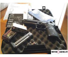 Beretta SEMIAUTOMATICA MOD 92 FS .22 LR Long Rifle