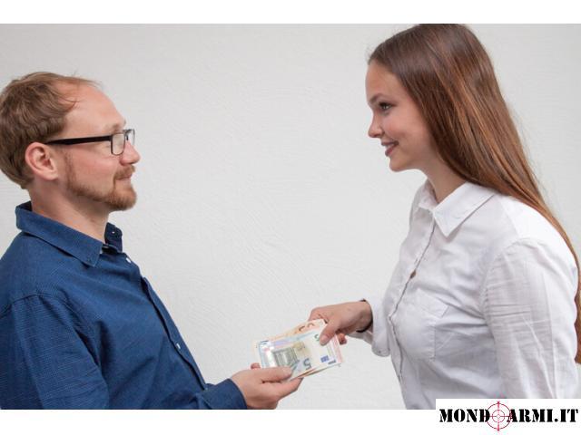 Prestito e finanziamento per il tuo progetto