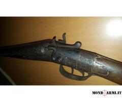 vendo o scambio con arma corta due vecchi fucili da caccia