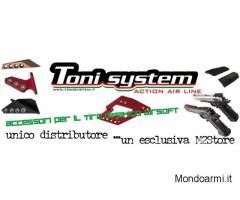 Accessori per Tiro Dinamico Sportivo Toni System Action Air Line