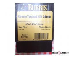 Cannocchiale Burris 6-24x50