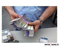 offerta di prestito serio tra privato