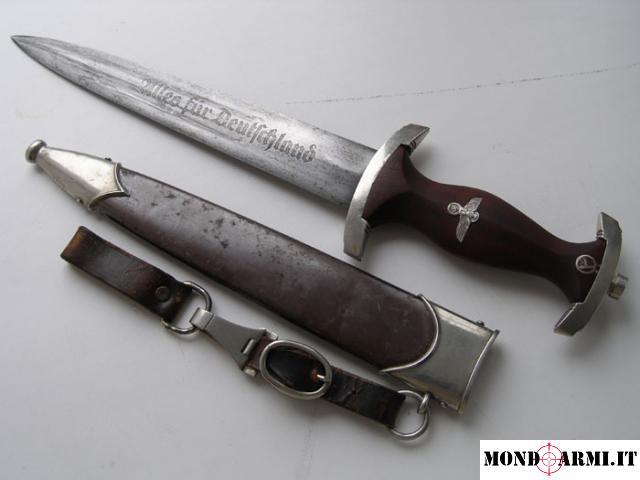 daga tedesca SA originale, Wilh Kober & Suhl