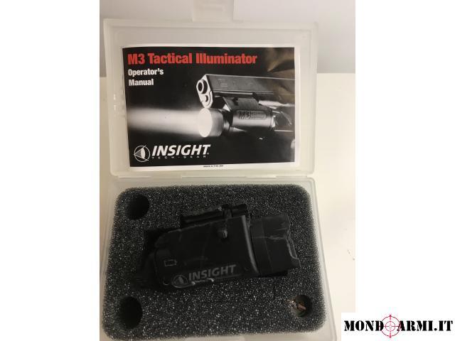 M3 tactical illuminator