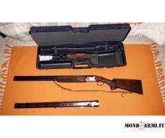 Sovrapposto Beretta calibro 12 mod. S 687 monogrillo select ejector canne 71 ***/*