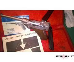 Luger 7.65 PB acciaio 1970