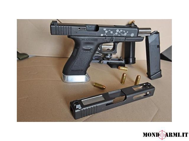 vendo glock 35