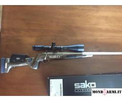 Sako 85 varmint Laminated Stainless .223 Remington