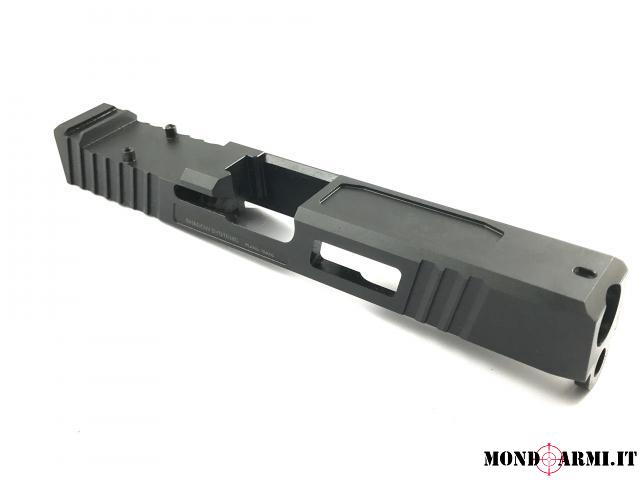 Carrello custom Glock 17 9x21mm IMI carrello