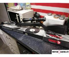Carabina aria compressa GAMO mod. Black Shadow F