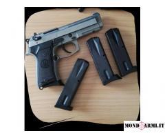 Beretta 92 fs compact inox (m9a1)