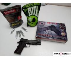 Vendo Pistola softair Blackwater BW1911 R2 (Cybergun) Colt 1911 CO2