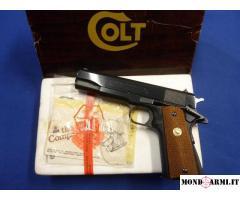 Colt mod. MK IV Series 70 cal. 9x23mm Steyr