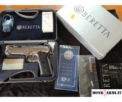 Beretta 98 Steel I 9x21mm IMI