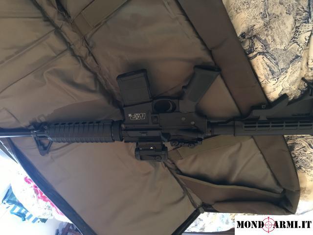 Smith e Wesson Mp15 nuovo di zecca!