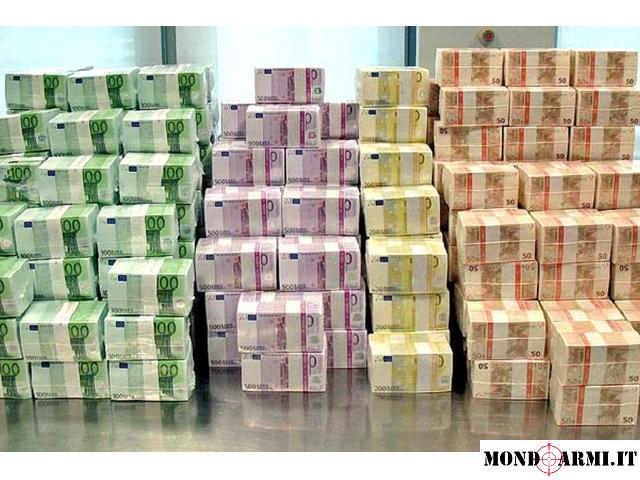 Fornisco prestiti collaterali e non collaterali