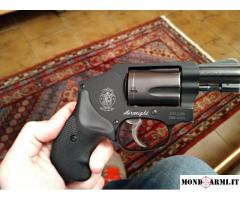 revolver smith & wesson airweight 38sp