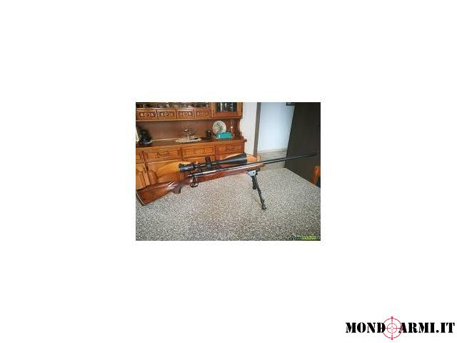 Winchester 70 bold action cal 243 canna pesante