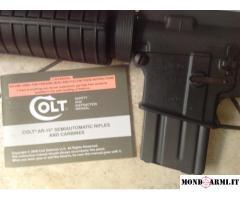 Colt AR 15    calibro .222 Remington
