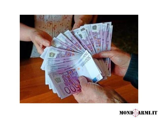 Offerta di prestito