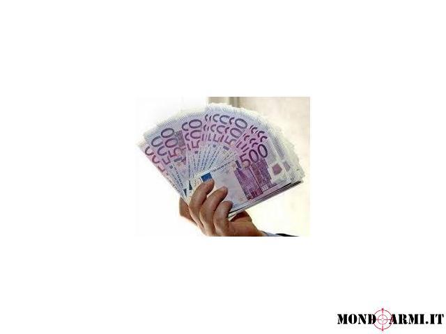 Offerta di prestito particolarmente seria e onesta